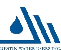 Destin Water Users